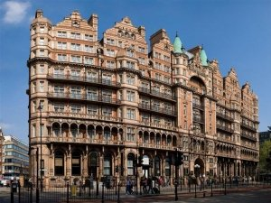 London Hotel Russell